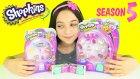 CiciBiciler Shopkins Sezon 5 Oyuncak Paketleri Açma - Oyun Hamuru Tv