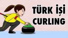 Kuru Buzla Curling Oynadık - Yap  Yap