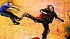 Stop Motion Tekniği ile Çekilmiş Seyir Zevki Yüksek Dövüş Videosu