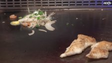 Tayvan Sokak Yemekleri: Teppanyaki