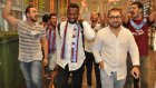 Trabzonspor, Onazi'yi İstanbul'a getirdi