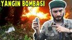 Alev Bombası Yaptım Ve Patlattım !!! (Novabusters) - Nova Prospekt