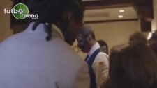 Düğünde zombi saldırısı
