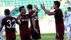 Trabzonspor, MTK Budapeşte'yi  5-0 mağlup etti