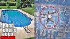 Atmosferden Havuza Atlamak | Gta 5 Türkçe Online | Bölüm 93 - Oyun Portal
