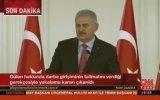 Binali Yıldırım'dan PKK Gafı