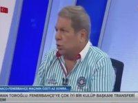 Galatasaray'ın Arması Amerikan Bayrağına Döner - Erman Toroğlu