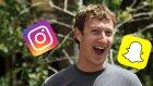 Instagram'ın Snapchat Hırsızlığını Değerlendirdik! - Shiftdeletenet