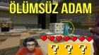 Ölümsüz Adam - Minecraft Şans Bloklu Hunger Games