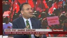 Bekir Bozdağ: Fethullah Gülen Halife Olarak Hazırlandı