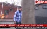 Gözaltına Alınan IŞİD Şüphelisi  Çek, Çek de Kafir Adam Görsün