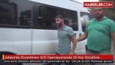 Gözaltına Alınan IŞİD Şüphelisi - Çek, Çek de Kafir Adam Görsün