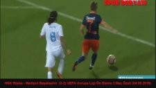 Rijeka 2-2 Medipol Başakşehir (Maç Özeti - 4 Ağustos Perşembe 2016)