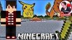 Şanssız Pokemonlar | Minecraft Şans Blokları | Bölüm 13 - Oyun Portal