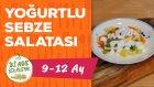 Bebekler İçin Yoğurtlu Sebze Salatası Nasıl Yapılır? (9-12 Ay) | İki Anne Bir Mutfak