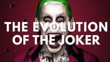 Çılgın Karakterimiz Joker'in 1966'dan Günümüze Evrimi