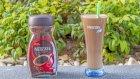 Nescafe ile Çiikolatalı ve Kremalı Soğuk Kahve