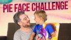 Surata Krema Vurma Cezalı Challenge | Pie Face Challenge