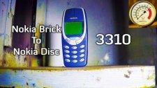 Efsane Nokia 3310 Press Makinesine Konulursa