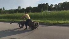 Star Wars Temalı Motosiklet Üretmek!