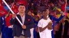 Türkiye'nin Rio 2016 Olimpiyat Oyunları'nda Açılış Seremonisi