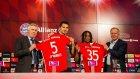 Bayern Münih yeni transferlerini tanıttı