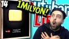 1 Mılyon Aboneeee | Youtubers Life Türkçe | 14.bölüm