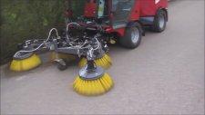 Formula Citysweep 500 Süpürme Sistemi Tanıtım Videosu