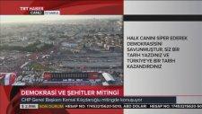 Kemal Kılıçdaroğlu / Yenikapı Demokrasi Ve Şehitler Mitingi / 7 Ağustos 2016