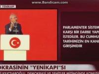 Kemal Kılıçdaroğlu Yenikapı Mitingi Konuşması - Demokrasi ve Şehitler Mitingi