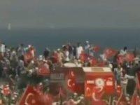 Kemal Kılıçdaroğlu'nun Yenikapı Mitinginde Yuhalanması