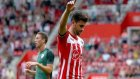Southampton, Athletic Bilbao'ya Tek Attı