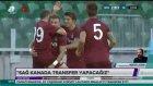 Trabzonspor'da Transfer Çalışmalarını,trabzonspor Bşk. Yard. Aydın Transfer Raporu'nda Anlattı