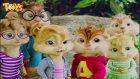 Alvin ve Sincaplar Klibi ile İngilizce Şarkılar Dinliyoruz! İngilizce Çocuk Şarkıları&Klipleri!
