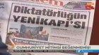 Cumhuriyet Gazetesi'nin Yenikapı Manşetine Tokat Gibi Cevap