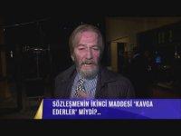 Ferhan Şensoy'un Tuncel Kurtiz ile Tanışma Anısı