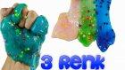 Harika Slime Rengarenk incikli Boncuklu Allı Ballı Çok Tatlı Slime Nasıl Yapılır