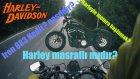 Iron 883 ve Harley-Davidson Üzerine Motovlog