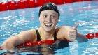 Katie Ledecky'den Kadınlar 400m Serbest Stilde Yeni Rekor