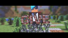 18K Giveaway/Çekiliş Minecraft Animation İntro | HG Animation & insp EnderHydra