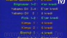 Açık Öğretim Lisesi Jenerik (TRT 4 - 1996)