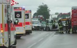Almanya'da Bir Trafik Kazası Sonrası