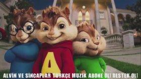 Alvin ve Sincaplar - Tuğba Yurt - Güç Bende Artık