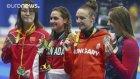 Çin'in ' Erkekler 200m Serbest Stil'de İlk Olimpiyat Birinciliği