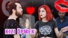 Kız Nasıl Öpülür!!! - Youtuber Challenge ( Whyshy )