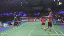 Müthiş Heyecan İçeren Badminton Kapışması