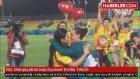 Rio Olimpiyatları'nda Eşcinsel Evlilik Teklifi