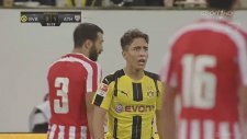 Emre Mor'un Athletic Bilbao Maçındaki Performansı