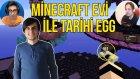 Minecraft Evi İle Tarihi Egg Wars !!! #44