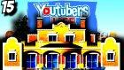 Ohaaah Köşke Taşındıııık | Youtubers Life Türkçe | 15.bölüm